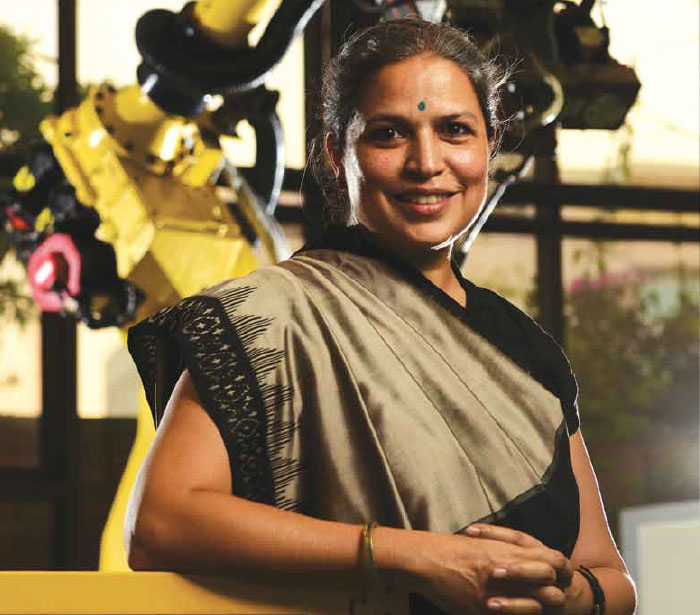 Quiet Confidence – Featuring Ms. S. G. Kulkarni and FANUC INDIA